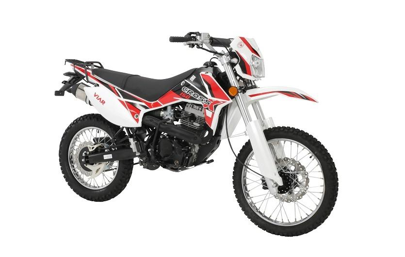 Kredit Sepeda Motor Baru Viar Cross X 150