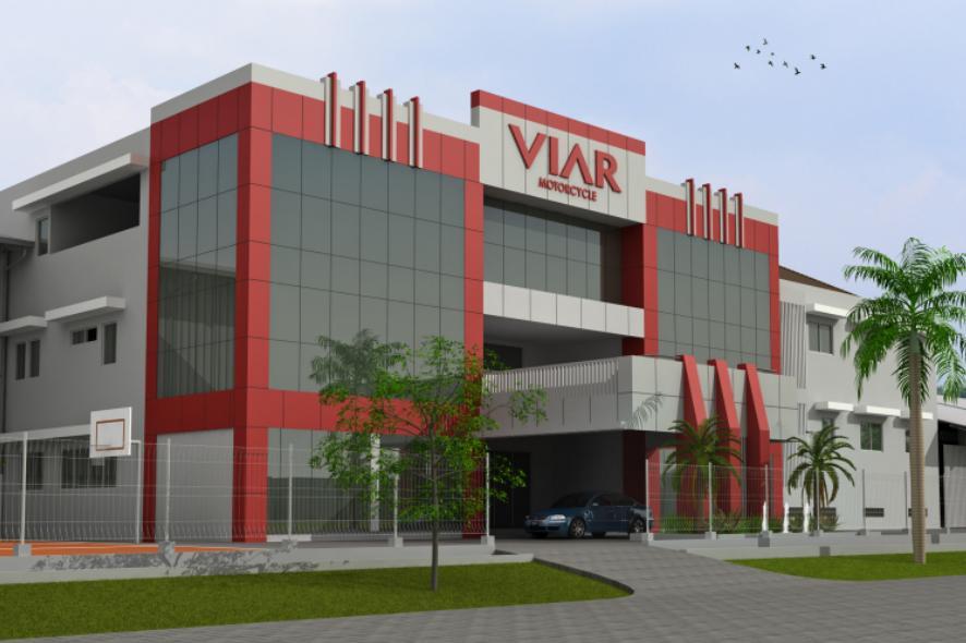 Pabrik Viar Motor Indonesia