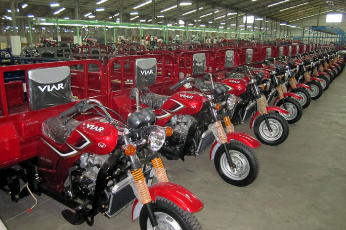 Sejarah Viar Motor Indonesia